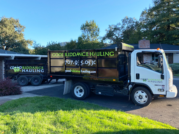 residential hauling servicing